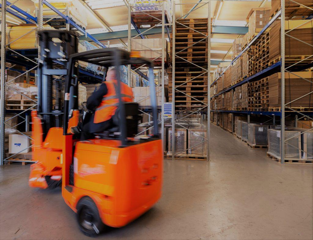 S L Packaging & Transport Stock & Serve