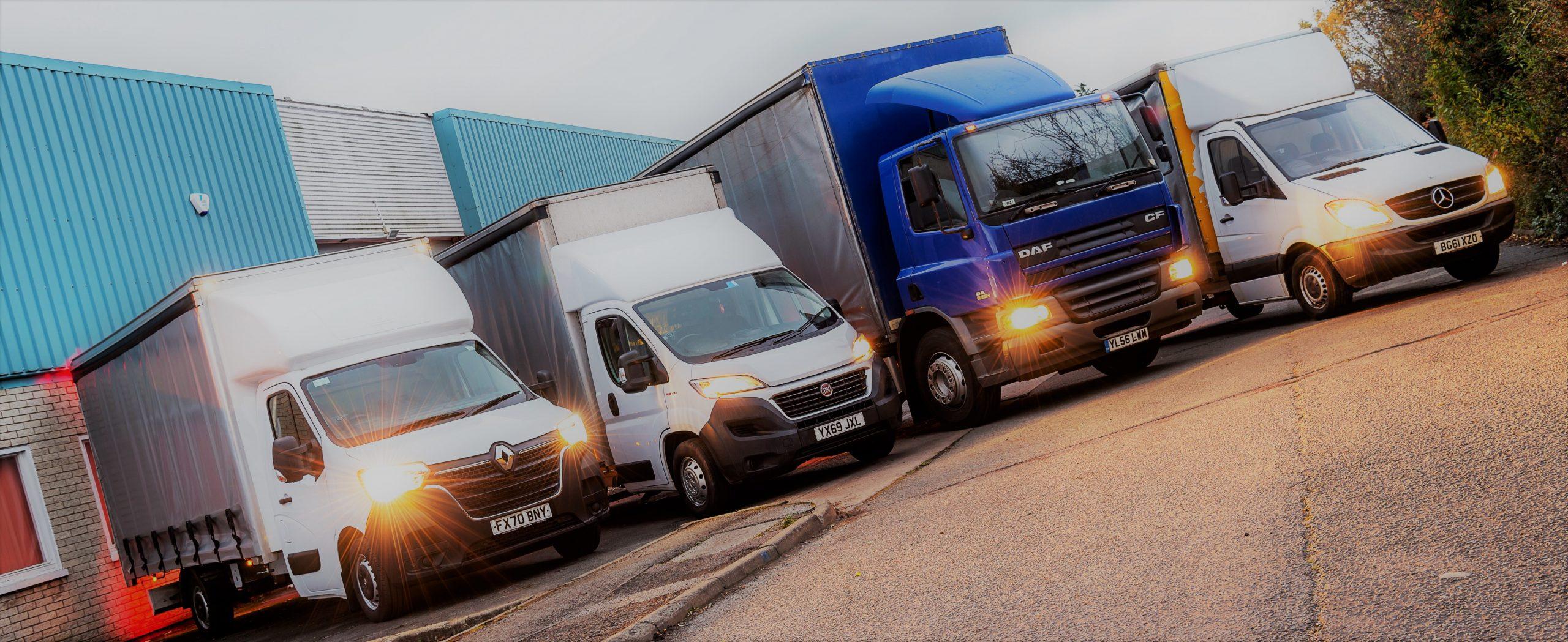 S L Packaging & Transport Vehicle Fleet